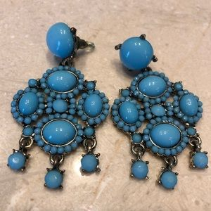 Accessories - Turquoise Earrings